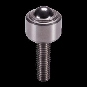 longer screw threaded housing ball transfer unit 91-01-02-12-s